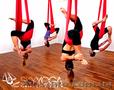 Гамаки для аэро йоги
