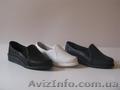 Туфли женские белые для медицыны и пищевой промышленностиот 110 грн