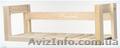 Полка для книг деревянная - Изображение #2, Объявление #922475