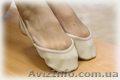 Обувь для художественной гимнастики - полутапочки  (  получешки  )