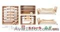Детская мебель по методу Монтессори