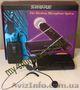 Продается радиосистема Shure SH-200 h-free,   с радио микрофонной гарнитурой черн