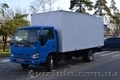 ISUZU NQR промтоварный фургон