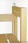 Полка для книг деревянная - Изображение #4, Объявление #922475