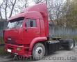 Седельный тягач КамАЗ 5460 б/у цена 10900$,  тягач КамАЗ купить в Украине