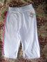 Бриджи белые, новые.  95 % - cotton,  5% spandex - Изображение #2, Объявление #1019392