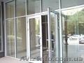 Алюминиевые окна и двери. двери в офис,  магазин или кафе.