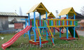 """Детский игровой комплекс """"Три башни"""" , Объявление #1054913"""