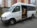 Аренда микроавтобуса Dodge Sprinter,  Киев