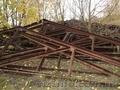 продам металлические фермы 10м,12м,24м бу - Изображение #2, Объявление #1058476