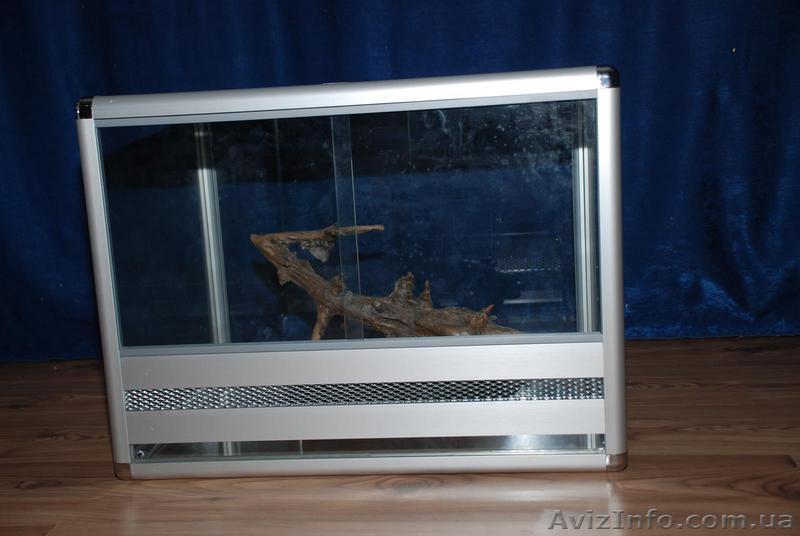 Продам террариум акватеррариум стекло из разных  материалов, Объявление #1067472