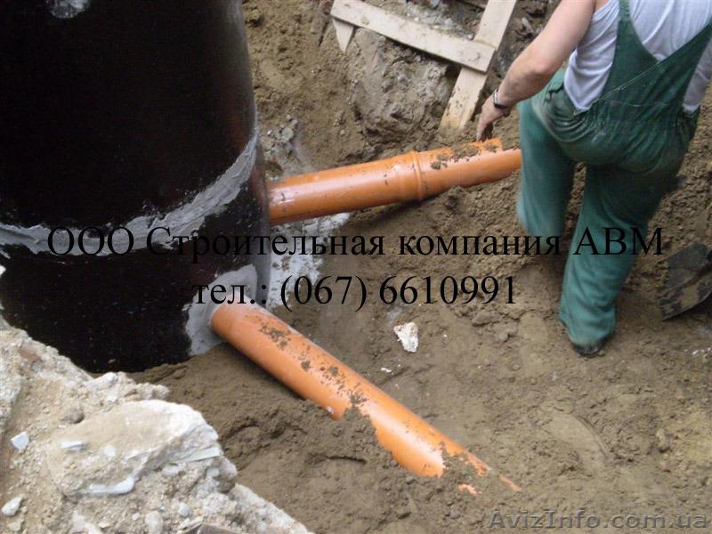 Труба из бетона своими руками 33