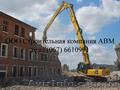 Снос зданий и сооружений,  промышленный демонтаж Киев,  Украина..