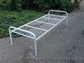 Металлические кровати рабочих , двухъярусные кровати для общежитий - Изображение #2, Объявление #1108636
