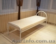 Металлические кровати рабочих , двухъярусные кровати для общежитий - Изображение #4, Объявление #1108636