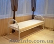 Металлические кровати рабочих , двухъярусные кровати для общежитий - Изображение #3, Объявление #1108636