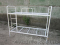 Металлические кровати рабочих , двухъярусные кровати для общежитий - Изображение #6, Объявление #1108636