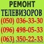 Ремонт телевизоров в Вышгороде. Мастер по ремонту телевизора на дому Вышгород.