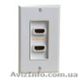 WP 564-N HDMI Настенная панель удлинитель - 2 HDMI (2P)