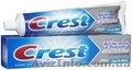 Отбеливающая зубная паста Crest Baking Soda & Peroxide Whitening - USA