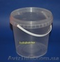 Пластиковая тара для пищевого применения,  на 1л