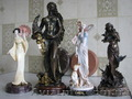 Восстановление элитных  изделий из керамики, скульптур, статуэток, сувениров. - Изображение #6, Объявление #1178227