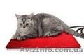 Нагревательный коврик для кошек.