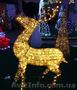 Олень новогодний светящиеся, купить светодиодное дерево - Изображение #3, Объявление #1169949