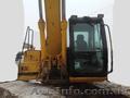 Продаем гусеничный экскаватор с обратной лопатой JCB JS 180 LC,  1, 0 м3,  2003 г.