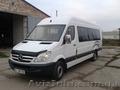 Аренда микроавтобуса для поездки в европу  Мерседес Спринтер 18-21 пас/мест
