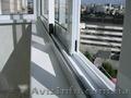 Раздвижные системы остекления. Недорогие алюминиевые раздвижные окна и двери