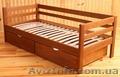Кровати детские натуральное дерево массив ольха отличное качество от производите - Изображение #2, Объявление #373167