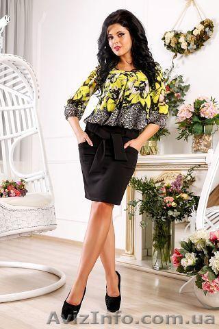 ... Сучасна жіноча одежа нової колекціі - Изображение  4 75858a05a4c27