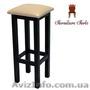 Барные стулья деревянные, Барный табурет Квадрат , Объявление #1212780