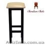 Барные стулья деревянные, Барный табурет Квадрат  - Изображение #2, Объявление #1212780