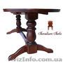 Деревянный стол раздвижной, Стол Аврора - Изображение #2, Объявление #1212868