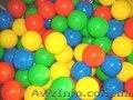 Продам шарики для сухого бассейна:зеленый, красный, синий, розовый, желтый; Вышлю по