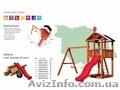 Детский игровой комплекс +для дачи BL-2 - Изображение #3, Объявление #1235050