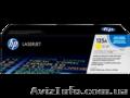 Тонерний катридж HP LaserJet 125A CB542A