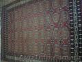 Ковер раритетный шерстяной ручной работы из Индии