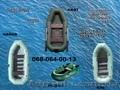 продам лодку надувную лисичанка и лодки пвх, Объявление #1292530
