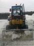 Продаем колесный экскаватор с лопатой ЭО-2202 Борекс, ЮМЗ 6АКМ-40, 2004 г.в., Объявление #1301752