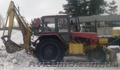 Продаем колесный экскаватор с лопатой ЭО-2202 Борекс, ЮМЗ 6АКМ-40, 2004 г.в. - Изображение #2, Объявление #1301752