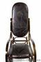 """Кресло Качалка """"PBT Group"""" черное,кожаное  - Изображение #5, Объявление #1305377"""