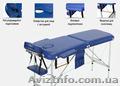 Массажный стол 2-х секционный Body Fit - Изображение #4, Объявление #1299488