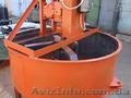 Бетоносмеситель 0.5 м.куб - для перемешивания бетонов и растворов