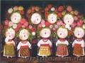 Запрошуємо співати в хорі.