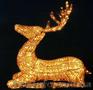 Новогодний подарок ,  световые новогодние декорации