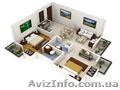 План ремонта квартиры – 10 грн/кв.м. Дизайн интерьера.