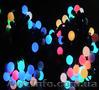 Светодиодные гирлянды шарики,  10 метров,  RGB